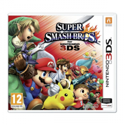 SUPER SMASH BROS-3DS