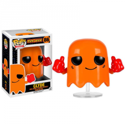 FIG FUNKO POP GAMES PAC MAN CLYDE