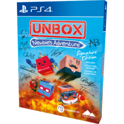 UNBOX NEWBIES ADVENTURE-PS4