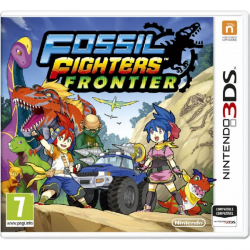FOSSIL FIGHTERS FRONTIER-3DS