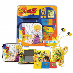 DRAGON BALL Z 2DS PACK