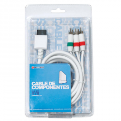 WII U /WII CABLE COMPONENTES WOXTER