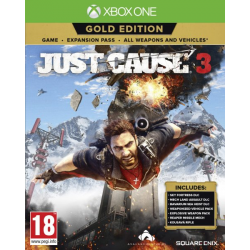 JUST CAUSE 3 GOLD EDITION-XBOX ONE