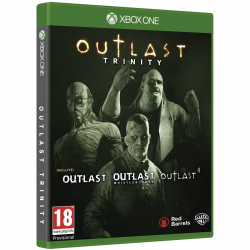 OUTLAST-XBOX ONE