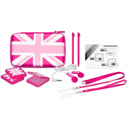 3DS XL PACK3 UK PINK