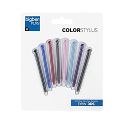 PACK STYLUS NEW3DS