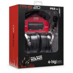 HEADSET PS3 HS20