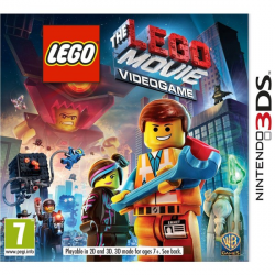 LEGO MOVIE THE VIDEOGAME -3DS