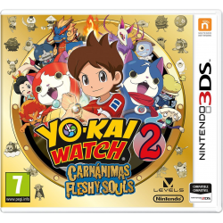 YO KAI WATCH 2 CARNANIMAS-3DS