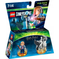 FIG HARRY POTTER HERMIONE FUN PACK