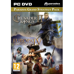 PARADOX GRAND STRATEGY PACK-PC