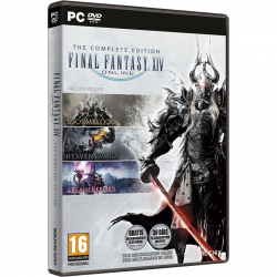 FINAL FANTASY XIV COMPLETE EDITION-PC
