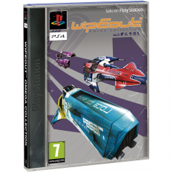 WIPEOUT OMEGA COLLECTION-PS4