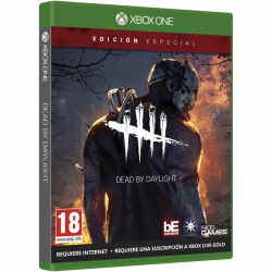 DEAD BY DAYLIGHT-XBOX ONE