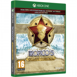 TROPICO 5 COMPLETE COLLECTION-XBOX ONE