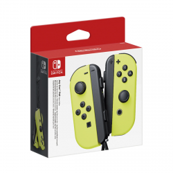 SWITCH JOY-CON (SET IZDA/DCHA) AMARILLO