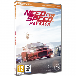 NEED FOR SPEED PAYBACK-PC