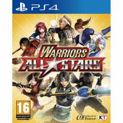 WARRIORS ALL-STAR-PS4