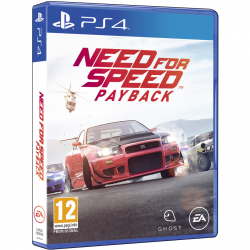 NEED FOR SPEED PAYBACK-PS4