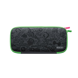 SWITCH SET ACCESORIOS (FUNDA SPLATOON ED + PROTECTOR LCD)