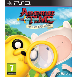 ADVENTURE TIME-PS3