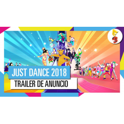 JUST DANCE 2018-PS3