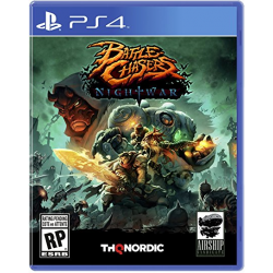 BATTLE CHASERS NIGHTWAR-PS4