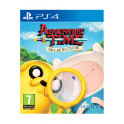 ADVENTURE TIME-PS4