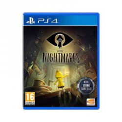 LITTLE NIGHTMARES SPECIAL EDITION-PS4