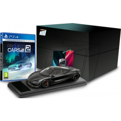 PROJECT CARS 2 CLT-PS4