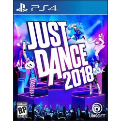 JUST DANCE 2018-PS4