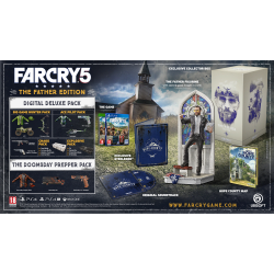FAR CRY 5 THE FATHER EDITION-PS4