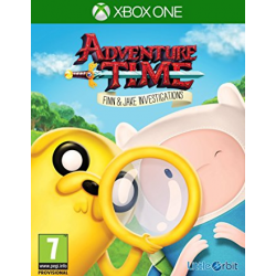 ADVENTURE TIME-XBOX ONE