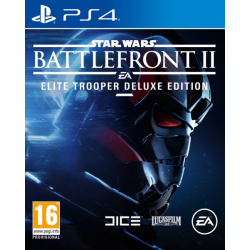 STAR WARS BATTLEFRONT II ELITE TROOPER DELUXE EDITION-XBOX ONE