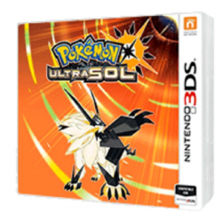 POKEMON ULTRA SOL-3DS