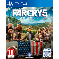 FAR CRY 5-PS4