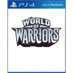 WORLD OF WARRIORS-PS4