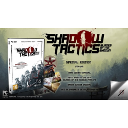 SHADOW TACTICS BLADES OF THE SHOGUN EDICION LIMITADA-PC