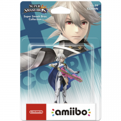 FIG AMIIBO CORRIN Nº 59 (S SMASH BROS)