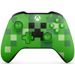 XBOX ONE MANDO MINECRAFT CREEPER (MODESTO)