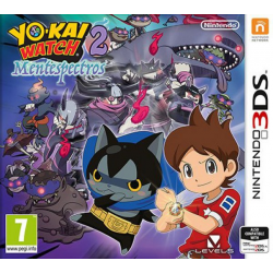 YO-KAI WATCH 2 PSYCHIC SPECTER-3DS