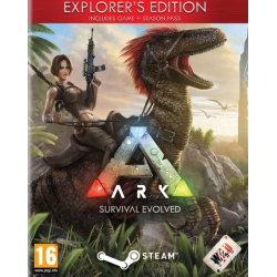 ARK SURVIVAL ENVOLVED EXPLORERS ED-PC