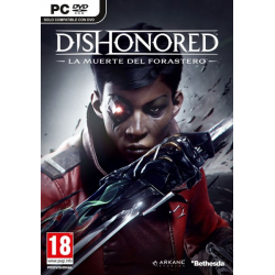 DISHONORED LA MUERTE DEL FORASTERO-PC
