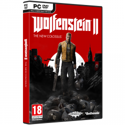 WOLFENSTEIN 2 THE NEW COLOSSUS-PC