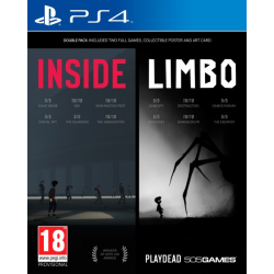 INSIDE LIMBO DOUBLE PACK-PS4