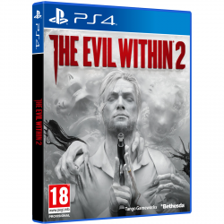 THE EVIL WITHIN 2-PS4