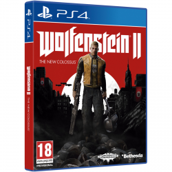 WOLFENSTEIN 2 THE NEW COLOSSUS-PS4