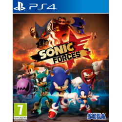 SONIC FORCES DAY ONE-PS4