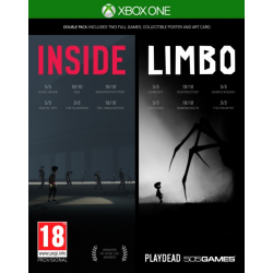 INSIDE LIMBO DOUBLE PACK- XBOX ONE