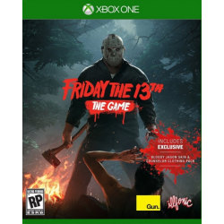 FRIDAY THE 13TH THE GAME-XBOX ONE